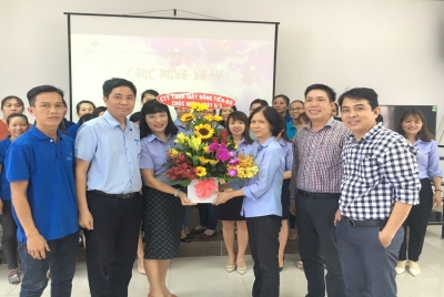 Dong Tien Paper Company Limited celebrates International Women's Day 8/3