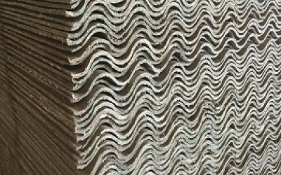 Eco corrugated roofing sheet